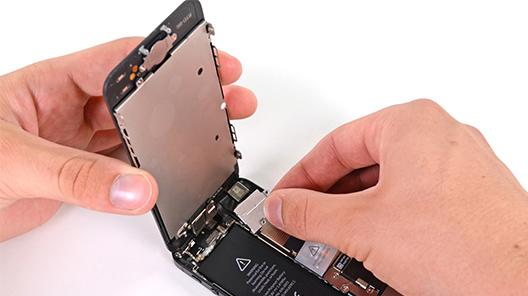 reparatii iphone 5 display