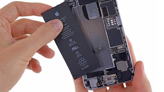 reparatii iphone 6 baterie