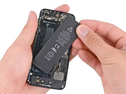 Inlocuire baterie iPhone 5