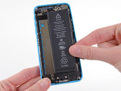 Inlocuire baterie iPhone 5C