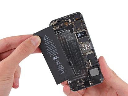 Inlocuire baterie iPhone 5S