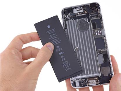 Inlocuire baterie iPhone 6s Plus