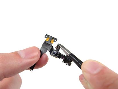 Inlocuire camera fata si senzori iPhone 5S