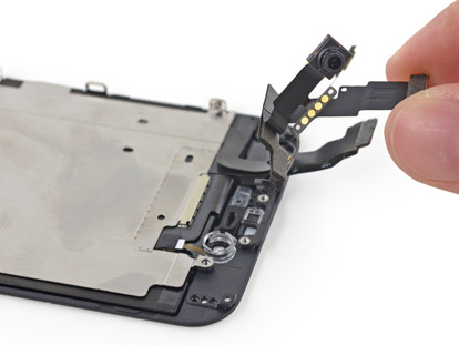 Inlocuire camera fata si senzori iPhone 6