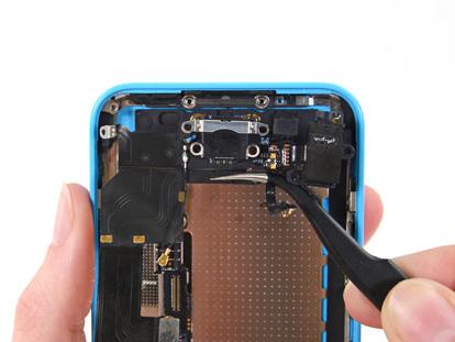 Inlocuire mufa alimentare iPhone 5C