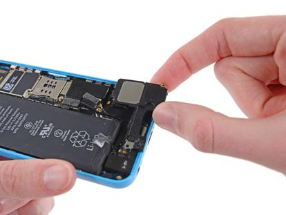 Inlocuire speaker iPhone 5C