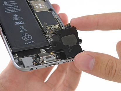 Inlocuire speaker iPhone 6s